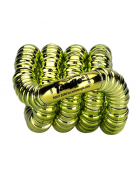Zuru Tangle Sparkle Series Fidget Toy - Yellow/Green