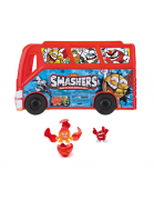ZURU Smashers Series 1 Sport Team Smash Bus with 2 Limited Edition Smashers